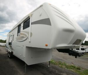 2009 JAYCO EAGLE 313RKS Kingston Kingston Area image 1