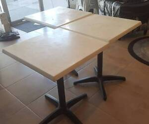 CHAIRS & TABLES - $9/EACH - USED FOR RESTAURANT & CAFE Rosanna Banyule Area Preview