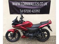 Honda CBF 125cc 2015 Learner Legal Only 1250 Miles From New