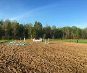 Horse Boarding / Stalls Available - Massey