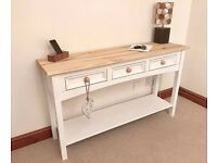 Brand New Pine Console Table ***£129***