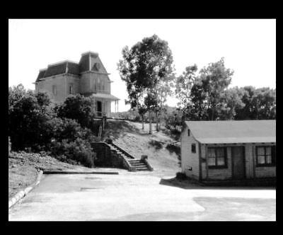 Bates Motel PHOTO Psycho, Alfred Hitchcock Horror Film Set, Norman Bates Home