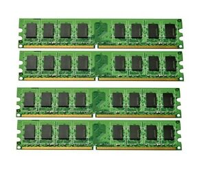 4GB 4X 1GB DELL OPTIPLEX GX280 GX620 RAM MEMORY