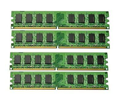 New! 8GB 4X2GB Dell OptiPlex 755 Series Desktop/PC DDR2 PC2-5300 RAM Memory