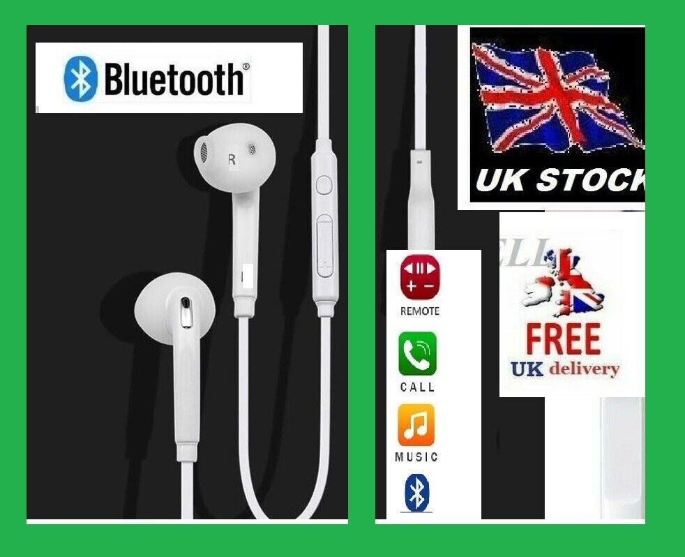New Bluetooth Earphones Headphones compatible with IPhone X/