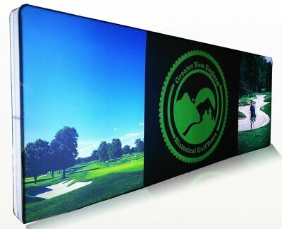 Luminous 20ft. Wall Backlit Trade Show Booth Display Kit B