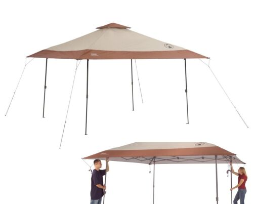 Coleman Instant Beach Canopy, 13 x 13 ft, Brand NEw and Free Ship