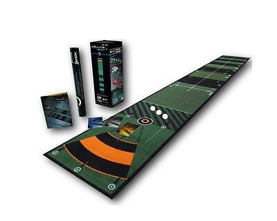 WELLPUTT - Puttingmatte Welling Putt - Größe: 400 x 50 cm - das Original !!!
