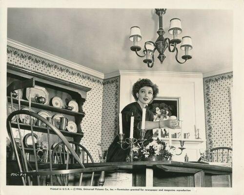 MYRNA LOY Original CANDID Pacific Palisades Home Vintage Universal Studio Photo