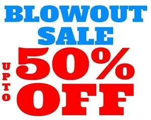 $ Blockbuster Sale $ STOCK CLEARANCE SALE $ Windows and Doors $ OVER 1900 FACTORY STOCK ITEMS MUST GO $ LOWEST PRICES $