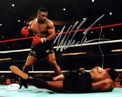 Mike Tyson 8x10 Action Photo #4