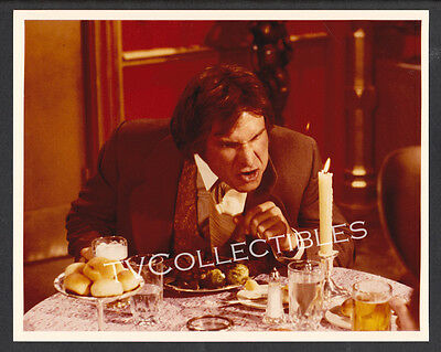 8x10 Photo~ UNKNOWN Actor from 1970s era Harrison Ford lookalike - Who is he??