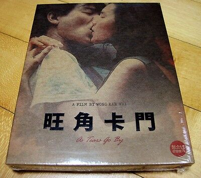 As Tears Go By, (Blu-ray) Kar Wai Wong/Korea Edition/English subtitle/Region ALL