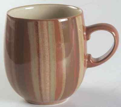 Denby Langley FIRE STRIPES Curve Mug 6516260