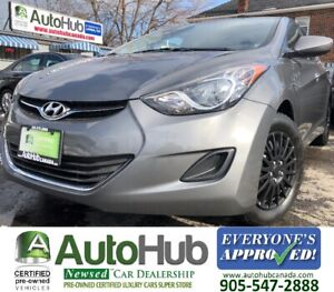 2013 Hyundai Elantra GL-HEATED SEATS