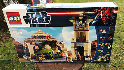 Lego Star Wars Jabba's Palace (9516). New Sealed. Excellent Condition..