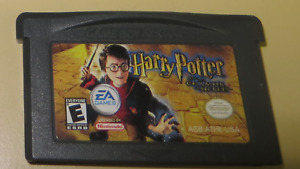 Game Boy Advance game Harry Potter