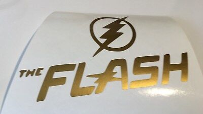 The FLASH,car decal/ sticker for windows, bumpers , panels or laptops