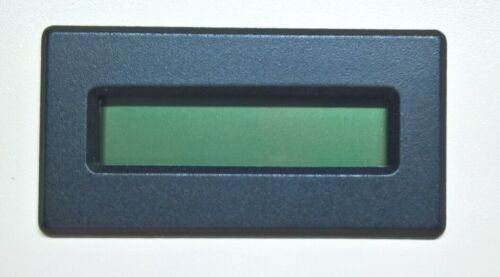 Mounting Display Bezel For 16X2 LCD Character Display with Acrylic Window