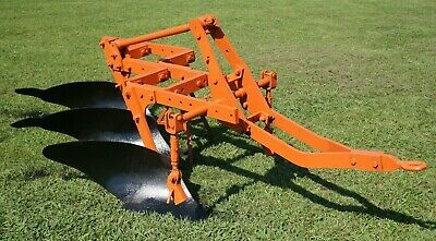 Allis Chalmers No. 73 3 Bottom Snap Coupling Plow Wd Wd45 Ac Local Pickup Only