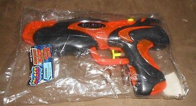 JaRu Squirt Gun Splash Cyber Series X29 Orange and Black Water Gun   New - Black Water Gun