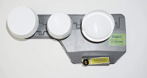 At&t Directv Swm5-21 Tuner Ultrahd Lnb Kaku Au9 Slimline Satellite Dish