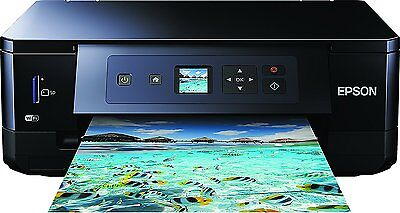 Epson XP-540 Wireless All in One Printer With Ink A4 Scanner Wi-Fi Inkjet Wifi