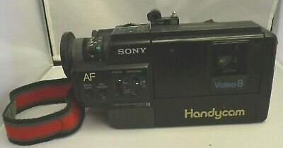 Used, Sony CCD-V3 Video 8 Camera Recorder Handycam & Sony Strap for sale  Shipping to India