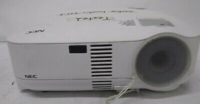 NEC VT695 LCD Projector 1353 Lamp Hours No Remote Tested Free US Shipping