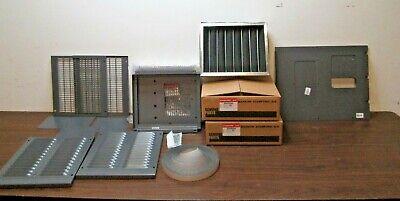 Markon Stamford Avk Generator Air Filter Panel Kit 3646534 New Free Shipping