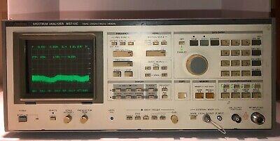 Anritsu Ms710a 100khz-23ghz Spectrum Analyzer