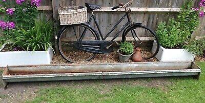 Garden Trough/Planter - (feed trough)