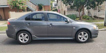 2007 Mitsubishi Lancer Sedan Albion Brisbane North East Preview