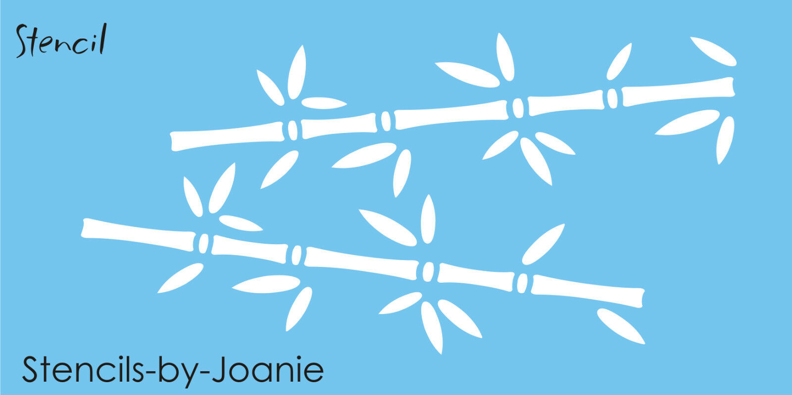 Wall painting stencils designs - Pics Photos Bamboo Stencils From