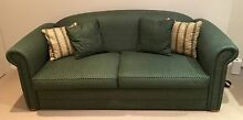 Sofa Bed with matching curtains Pymble Ku-ring-gai Area Preview
