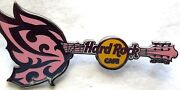 Hard Rock Cafe Butterfly Guitar Pins