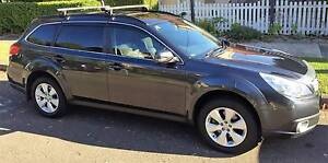 2011 Subaru Outback Wagon Fairlight Manly Area Preview