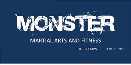 Monster Martial Arts and Fitness Henley Brook Swan Area Preview