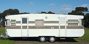 caravan 23 ft .2 doors .heating .tows well Melbourne CBD Melbourne City Preview