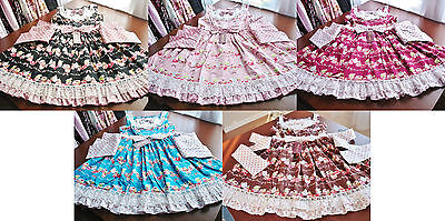 Cake Dresses (Bodyline Sweet Lolita Sweet Party Time Tea Cakes JSK Dress 5 Colors Size 2L)
