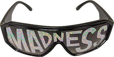Macho Man Randy Savage Madness Black See Through Party (Savage Sunglasses)
