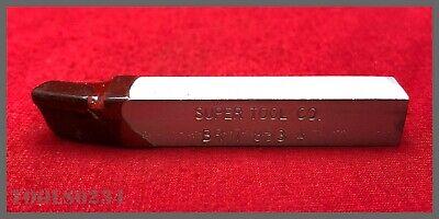 Br7 C2 Standard Carbide Lathe Tool Bit - 716 X 716 X 3 - Right Hand Cut