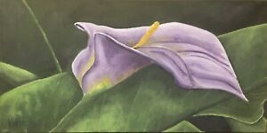Lily, original oil painting sold direct from artist Bentleigh East Glen Eira Area Preview