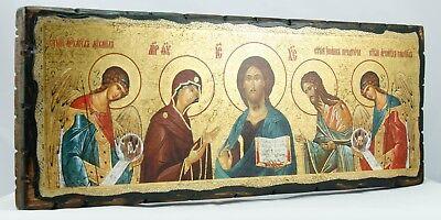 Icon all Saint Michael of Kazan The Savior John the Baptist Gavril Икона Святых