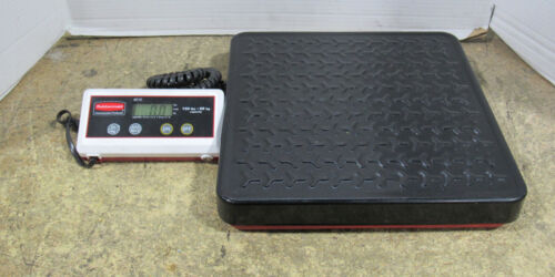 Rubbermaid 4010-88 Digital Shipping Scale Pounds and Kilograms Tested & Working
