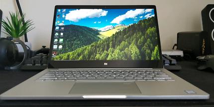 Xiaomi Mi Air 13 Laptop - MX150 GPU, i5 7200u, 500GB SSD, 8GB Ram