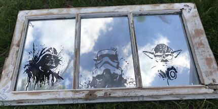 Mirror - Star Wars