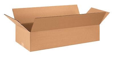 50 28x12x6 Cardboard Shipping Boxes Long Corrugated Cartons