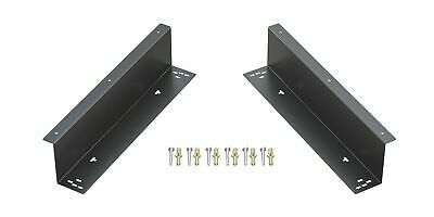 Skywin Under Counter Mounting Brackets For Cash Drawer - Heavy Duty Steel Mou...