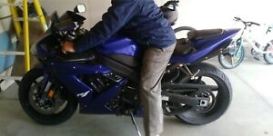 2005 Yamaha r1 low km